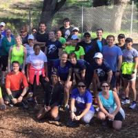 Run Club Spring 2016 Launch