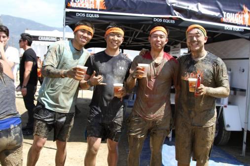 Tough Mudder 2013 LA Finish